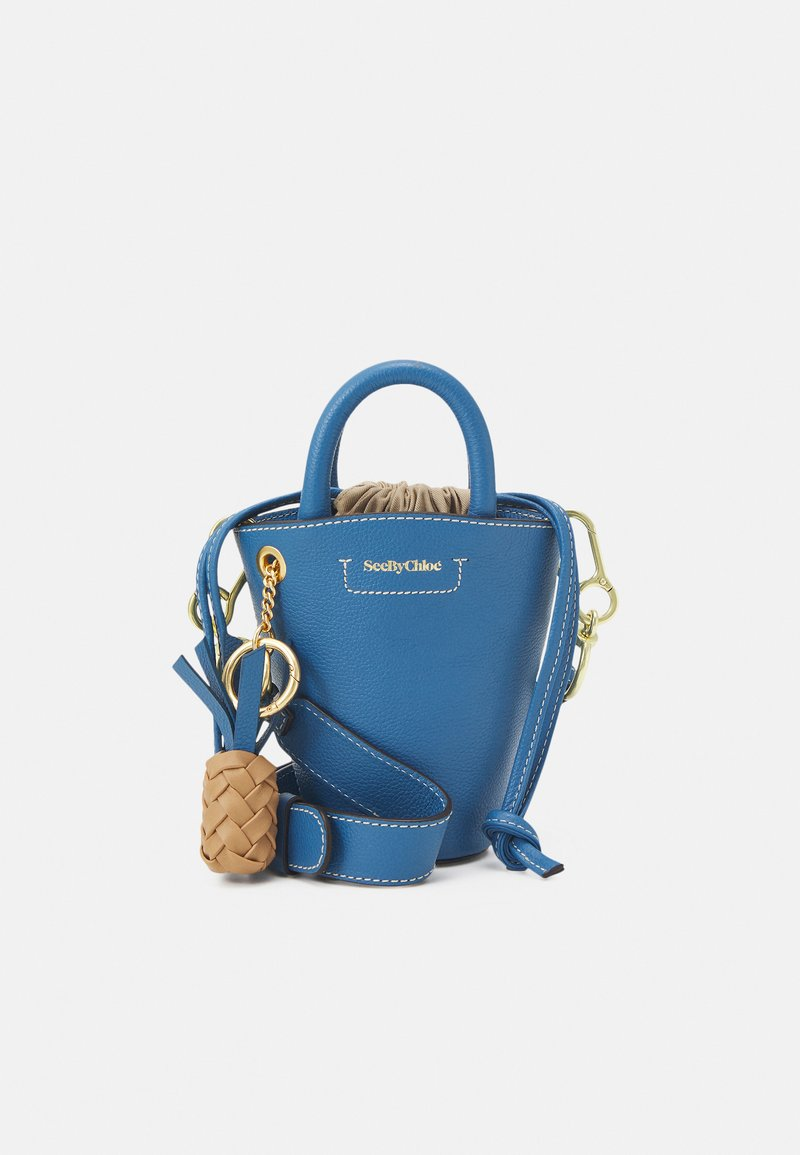 See by Chloé - CECILIA SMALL TOTE - Kabelka - moonlight blue