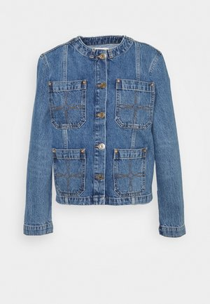 CANDICE - Denim jacket - bleu denim
