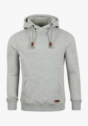 RIVJULIAN - Hoodie - grey melange standard