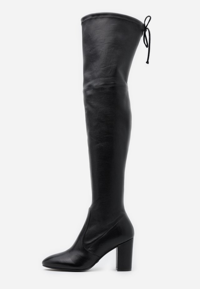 ZUZANNA  - Over-the-knee boots - black