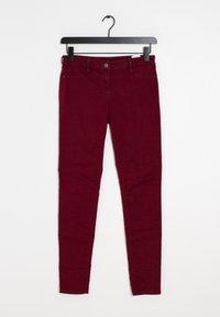 NAF NAF - Slim fit jeans - red - 0