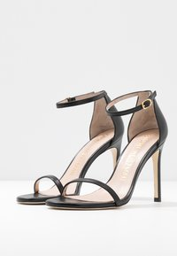 Stuart Weitzman - NUDISTSONG - High heeled sandals - black - 4