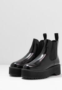 Even&Odd - Ankelstøvler - black - 4