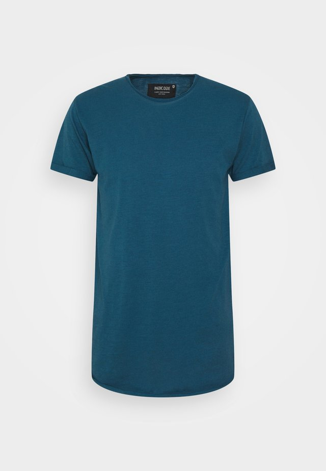 ALAIN - T-shirt basic - legion blue