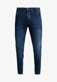 SIKSILK - SKINNY  - Jeans Tapered Fit - indigo - 3