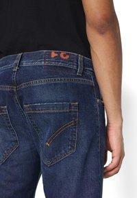 Dondup - PANTALONE - Slim fit jeans - dark-blue denim - 5