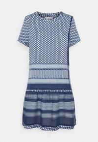 CECILIE copenhagen - DRESS - Vapaa-ajan mekko - twilight blue - 4