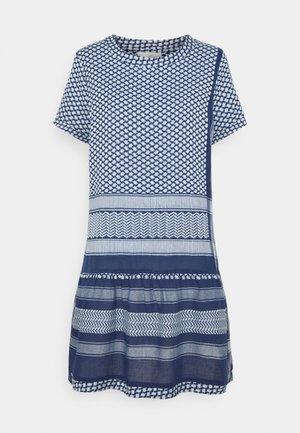DRESS - Korte jurk - twilight blue