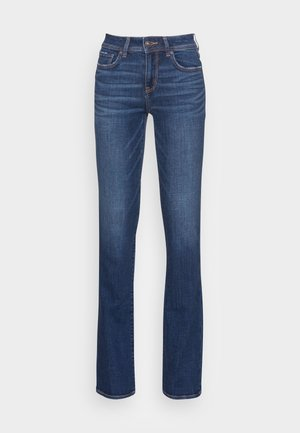 KICK - Jeans bootcut - dark vintage