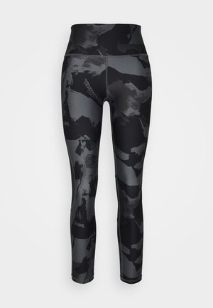 ROCK ANKLE LEGGING - Leggings - pitch gray