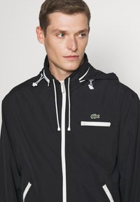 Lacoste - BH1933-00 - Summer jacket - black - 5
