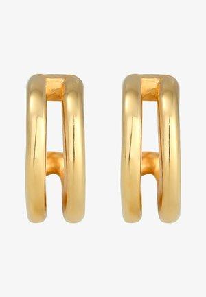MINI CREOLEN  - Boucles d'oreilles - gold-coloured