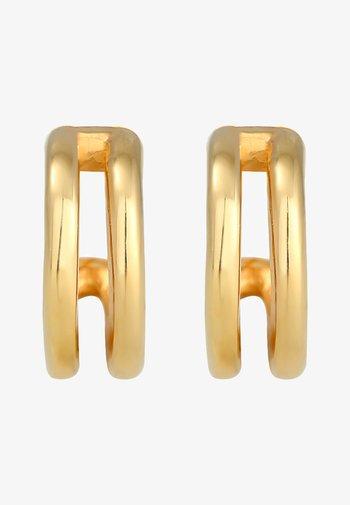 MINI CREOLEN  - Pendientes - gold-coloured