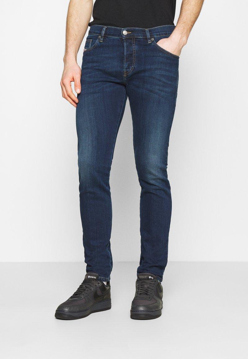 Diesel - YENNOX - Slim fit jeans - dark blue
