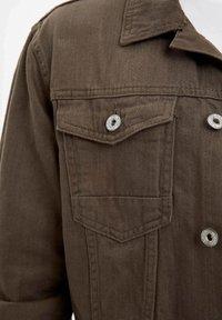 DeFacto - Denim jacket - green - 4