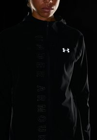 Under Armour - OUTRUN THE STORM  - Sports jacket - black - 6