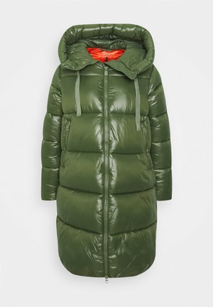 LUCKY - Zimní kabát - thyme green