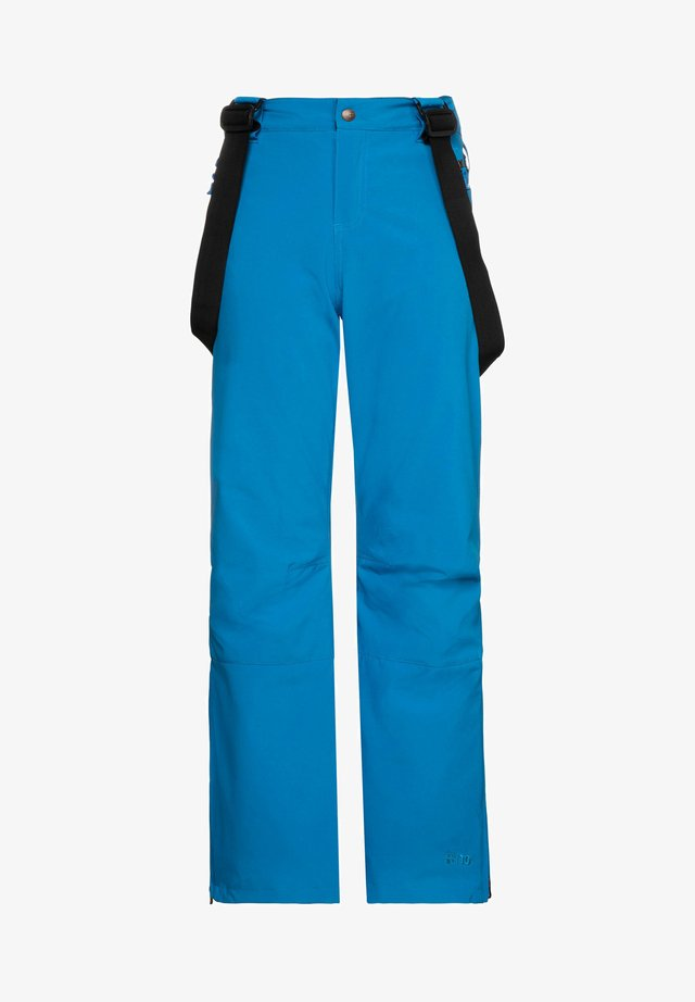 SPIKE JR  - Snow pants - marlin blue