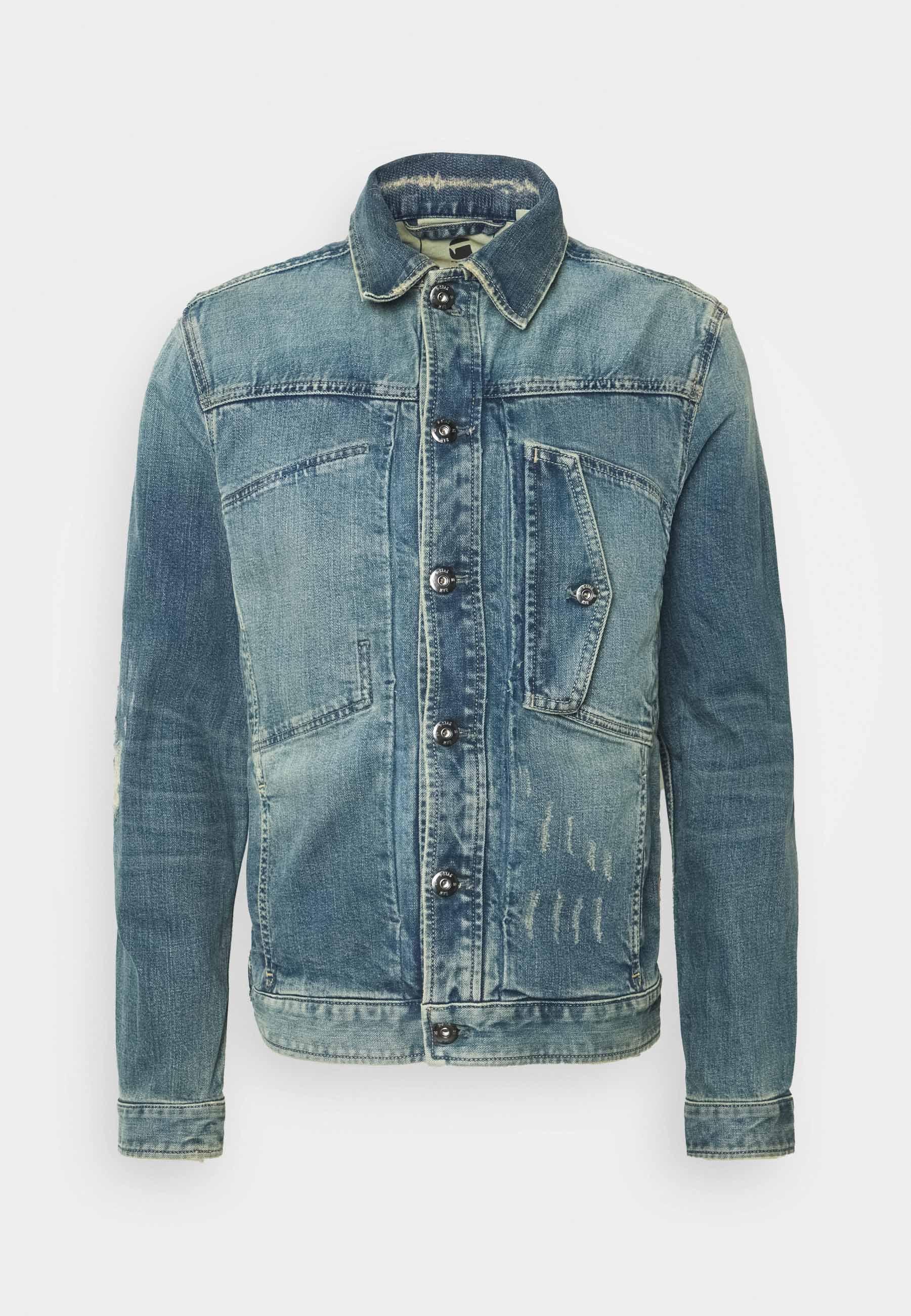 Köp Flerfärgade jeansjackor för Man Online | FASHIOLA.se