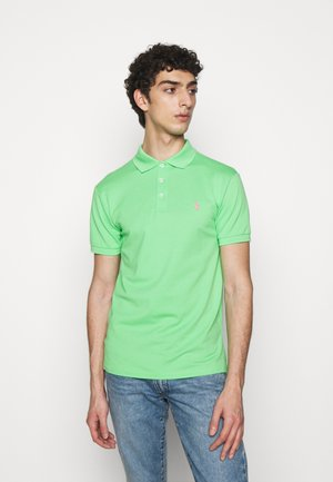 SLIM FIT - Poloshirt - new lime