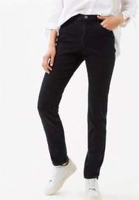 BRAX - STYLE MARY - Slim fit jeans - dark blue - 0