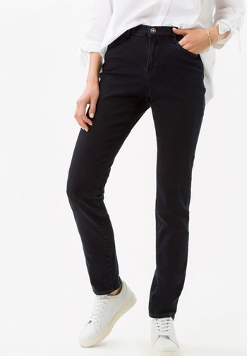 STYLE MARY - Slim fit jeans - dark blue