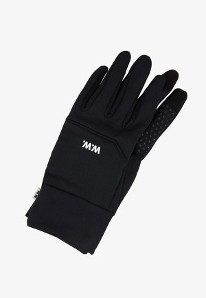 HOLGER GLOVES - Gloves - black