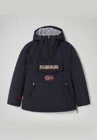 Napapijri - RAINFOREST POCKET - Light jacket - blu marine - 6