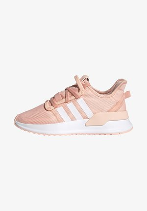 U_PATH RUN SHOES - Sneakers laag - glow pink/ftwr white/core black