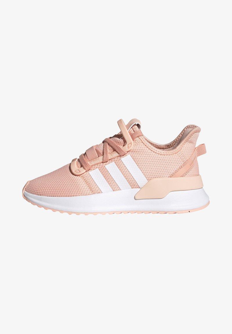adidas Originals - U_PATH RUN SHOES - Trainers - glow pink/ftwr white/core black