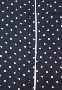 Marks & Spencer London - SPOT REVERE - Pyjama - navy - 3