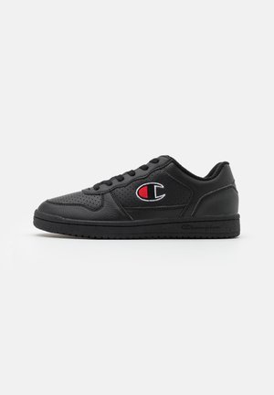 LOW CUT SHOE CHICAGO UNISEX - Sports shoes - triple new black
