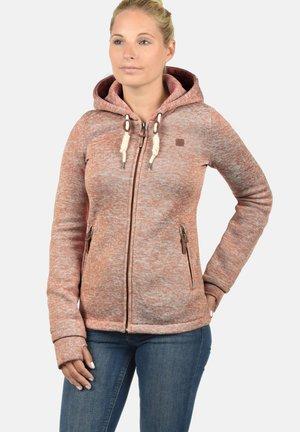 THORY - Zip-up hoodie - light pink