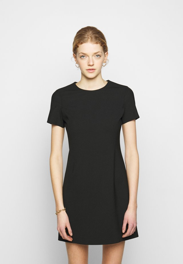 JATINN - Korte jurk - black