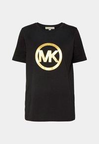 MICHAEL Michael Kors - LOGO CLASSIC TEE - Print T-shirt - black - 5