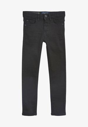 Slim fit jeans - mottled black