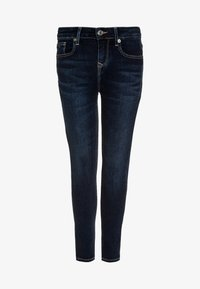 Tommy Hilfiger - GIRLS NORA - Slim fit jeans - new york mid - 0