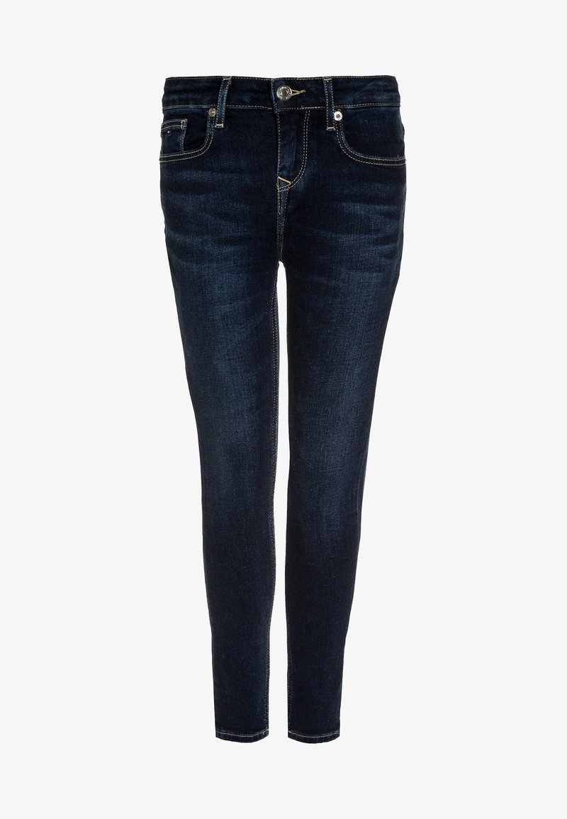 Tommy Hilfiger - GIRLS NORA - Slim fit jeans - new york mid