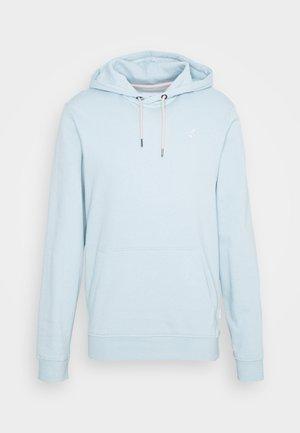 Felpa con cappuccio - light blue