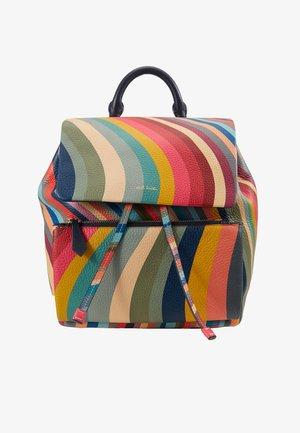 WOMEN BACKPACK SWIRL - Rucksack - multicolor