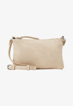 VMNOLA CROSS OVER BAG - Across body bag - tan