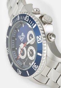 Ice Watch - Chronograph watch - marine/silver - 4