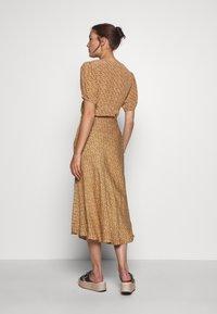 Samsøe Samsøe - ALSOP SKIRT - A-line skirt - brown - 2