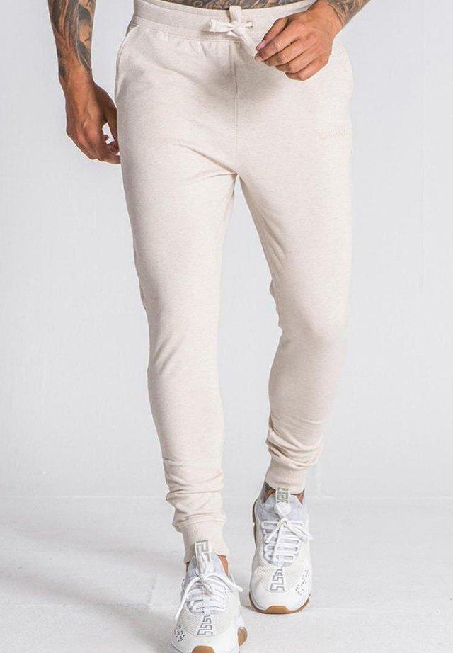 Pantalon de survêtement - cream
