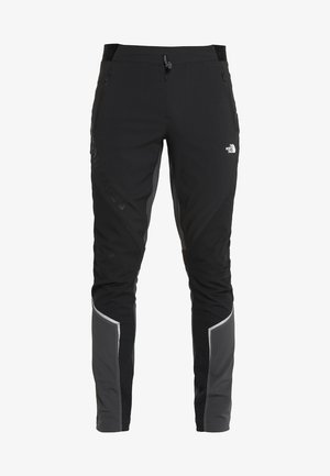 Outdoor trousers - black/asphalt