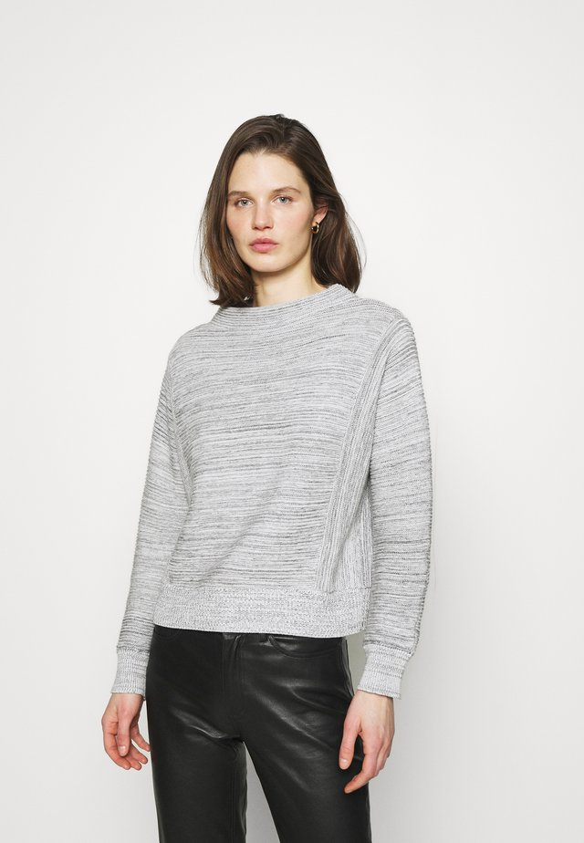 PABONE - Sweter - iron grey melange