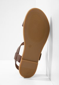 Inuovo - Sandals - mntrl brown nbr - 6