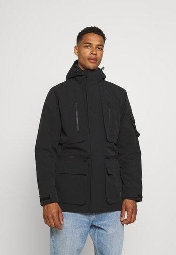 DOGPATCH TACTICAL - Zimní bunda - blacks