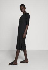 Filippa K - MIRA DRESS - Jersey dress - black - 4