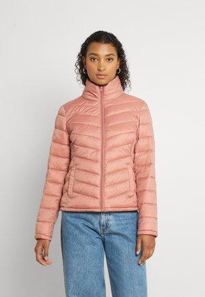 VISIBIRIA NEW SHORT JACKET - Light jacket - old rose